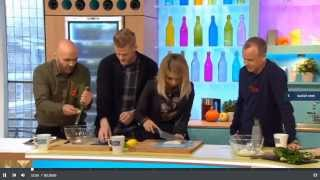 Ptx/Pentatonix on Sunday Brunch pt 2 (bad quality)