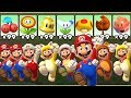 Super Mario 3D World - All Power-Ups