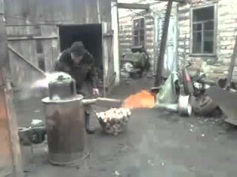 Котёл на дровах длительного горения своими руками в доме фото 13