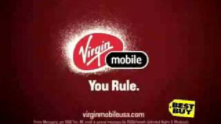 Virgin Mobile Sonic Branding