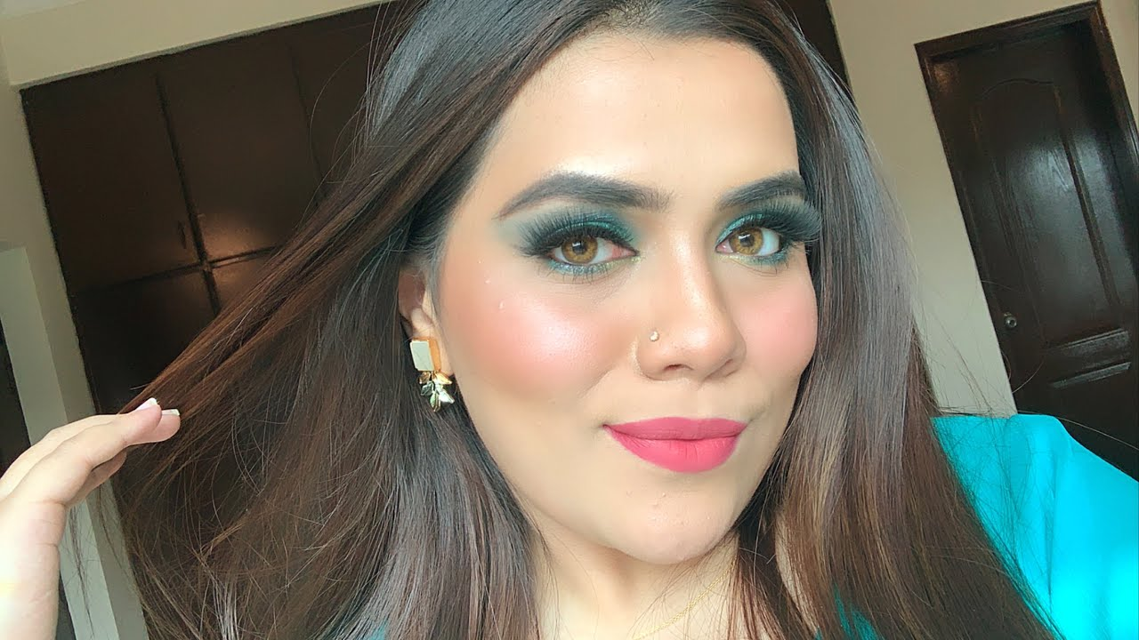 EID MAKEUP LOOK ft. GLAMOROUS FACE COSMETICS ✨