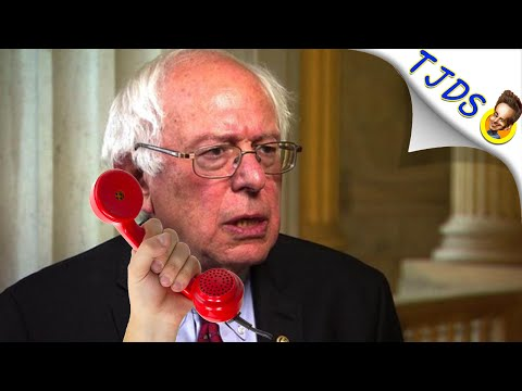 Bernie Has Strong Words For MSNBC, Andrea Mitchell And Alan Greenspan