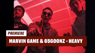 Marvin Game & 65Goonz - Heavy (prod. by Carlifornia x Palazzo) | HOTBOX Exclusive