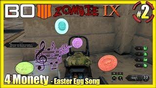 Call of Duty Black Ops 4 Zombie - Jak włączyć Sekretną Muzykę? : IX #2