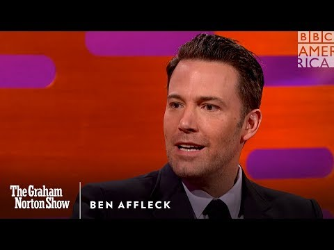 Ben Affleck Orders a Pizza as Batman - The Graham Norton Show