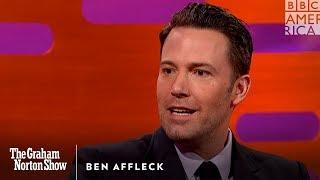 Ben Affleck Orders a Pizza as Batman - The Graham Norton Show