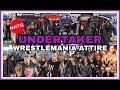 The Undertaker - Every WWE Mattel Wrestlemania Action Figure