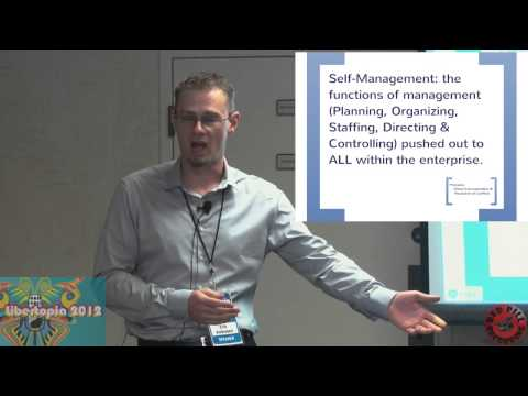Erik Andresen - Voluntary Relationships and Self-Management at Morning Star - Libertopia 2012