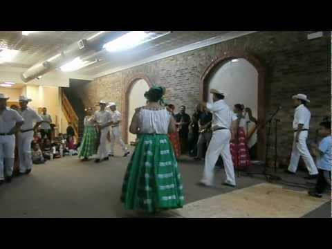 Academy of Mexican Dance and Music Part 1  113012