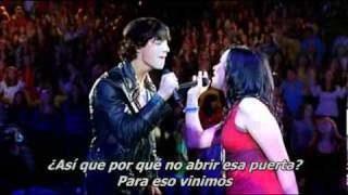 Camp Rock 2 Cast - What We Came Here For (Official Full Movie Scene) World Premiere