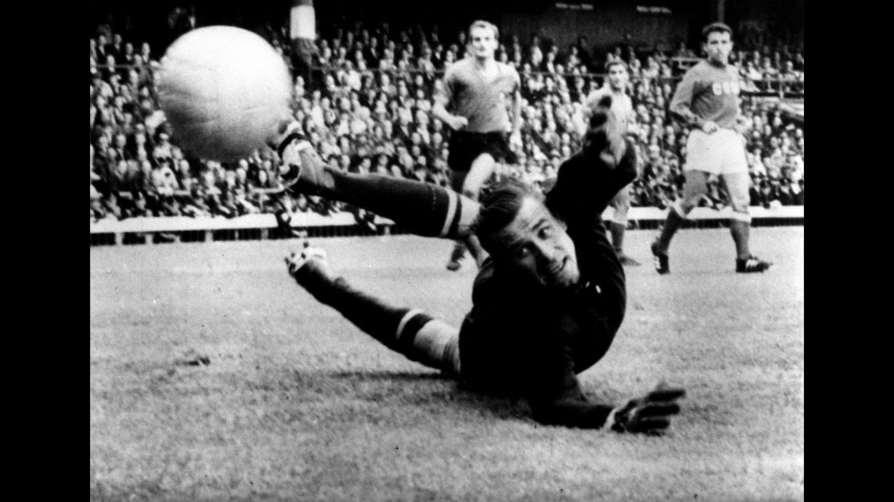 Lev Yashin ○ The Legendary Goalkeeper