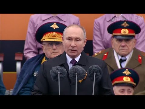 Victory Day parade in Moscow 2021 - Hell March ( Red Alert 3 )