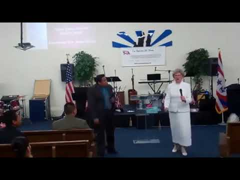 Message  The Good News by Betty Bishop Woman Misionary Band General Coordinator
