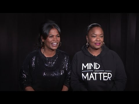 Nia Long and Roxanne Shante's bond