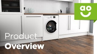 Hotpoint Washing Machine NM10944WWUK Product Overview | ao.com