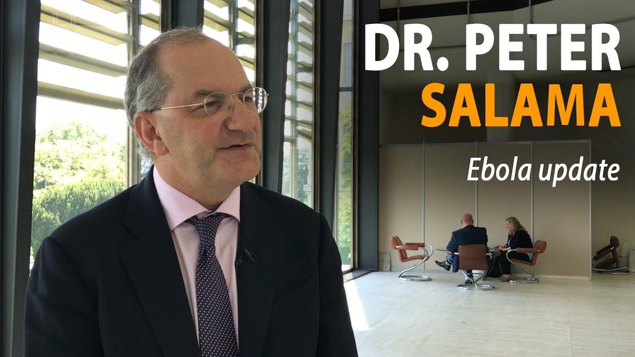 Image result for Doctor Peter Salama