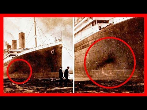Prawda o Titanicu została ujawniona