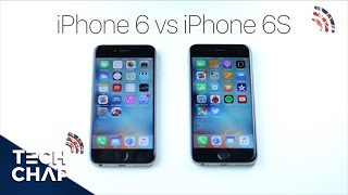 iPhone 6S vs iPhone 6 | Boot, App Launch & Touch ID Speed Test