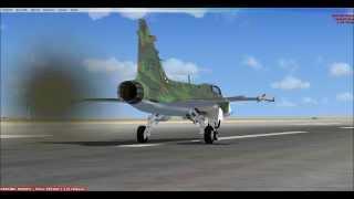 SAAB JAS 39 Gripen Demo (FSX)