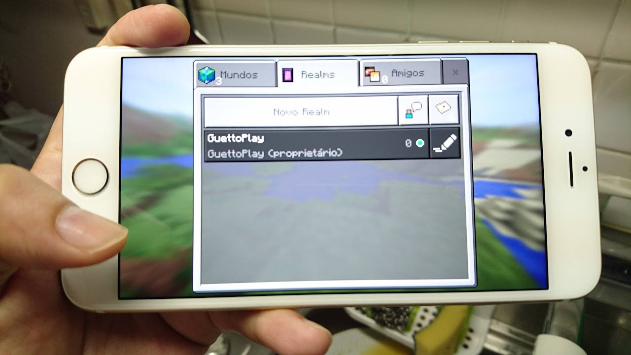 Minecraft PE COMO Resolver problemas de não conectar no Multiplayer e REALMS