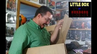 Little Box of Horrors - 80's Slasher - A Horror Mystery Box Unboxing