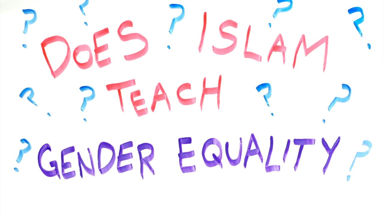 an analysis of equality of the sexes in islam To the contrary, barlas convincingly asserts that the qur'an affirms the complete equality of the sexes, thereby offering an opportunity to theorise radical sexual equality from within the framework of its teachings.