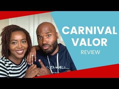 Carnival Valor Review 2019 + Group Cruise Update!