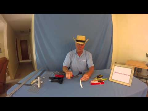 DIY Boat Reupholstery and Seats Repair Chapter 1 Basic Upholstery Hand Tools