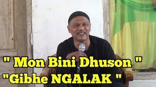 "Gambar cover Kh Malik Sanusi 2019 "" BINI DHUSON """