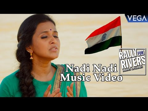 Rally for Rivers - Nadi Nadi Nadi Video Song by Smita