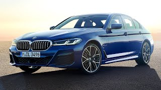 2021 BMW 5 Series – Interior and Exterior Details