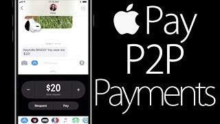 How to make Person-to-Person Payments on iPhone!