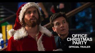 Новогодний Корпоратив Office Christmas Party Трейлер NEW