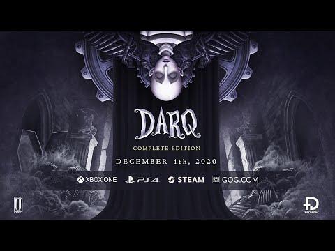 DARQ: Complete Edition - Release Date Announcement Trailer