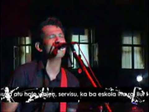 Superman is Dead live at MTV EXIT in Timor-Leste 2010!