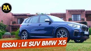 BMW X5 : Le roi des SUV ?