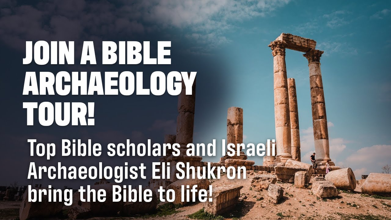 Footsteps of Paul Cruise and Biblical Tour of Israel with Dr  Craig