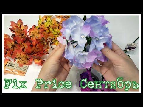 Покупки в Fix Price/ Сентябрь/Цветы, канцелярия, для декора