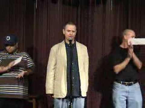 Wits End Comedy ClubContest Winners 2008