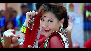 Super Hit New Teej Song 2015 Aahileko Teejma Babalai Bho by Kisan Gaha Magar & Susmita Gurung HD