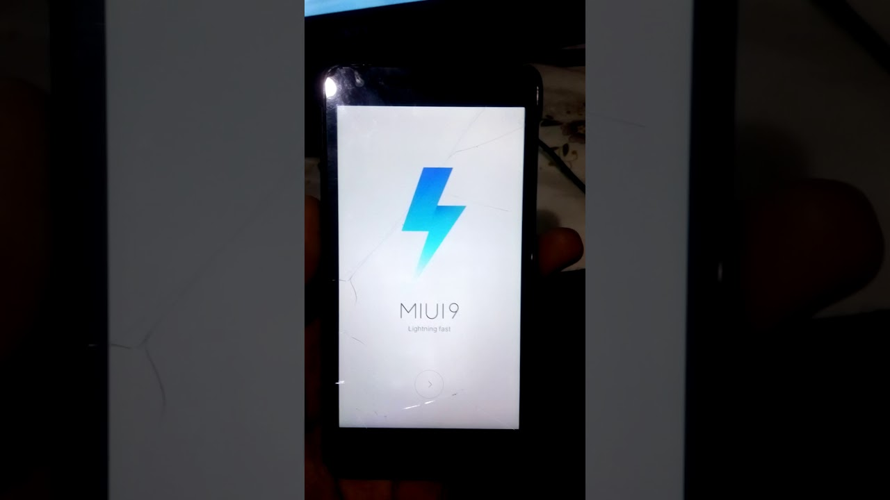 Flash Fastboot Rom Miui 9 Stable Version Redmi 2 Prime Youtube