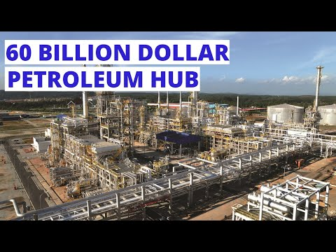Ghana Plans to Build a $60 Billion  Petroleum Hub which will be a Game Changer.