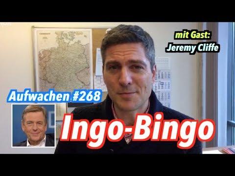 Aufwachen #268: Radikale Kinder, Waffen aus Hamburg + Gast: Jeremy Cliffe (Economist)
