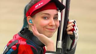 Golden Target 2019 - Seonaid MCINTOSH (GBR) - 50m Rifle 3 Positions Women