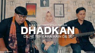 DIL NE YE KAHA HAI DIL SE OST DHADKAN Cover by Tommy Kaganangan ft Rita roshan