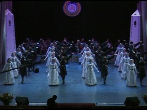 "Chechen Dance Ensemble ""Vainakh"" Dikalu Muzakaev"
