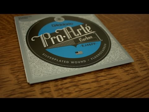 D'Addario Pro-Arté Carbon Strings Review | Guitarise ep1