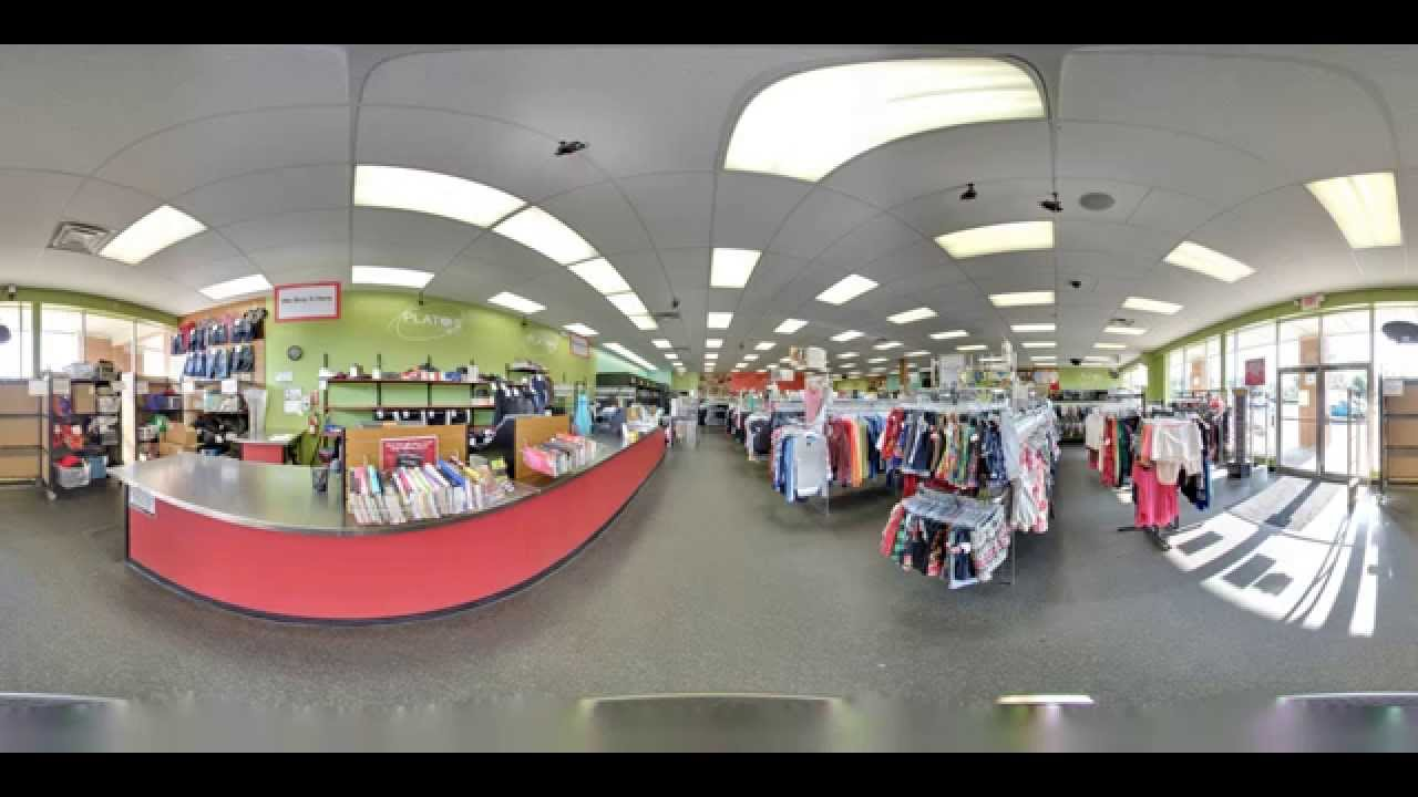 Plato S Closet Westerville 360 Virtual Tour Youtube