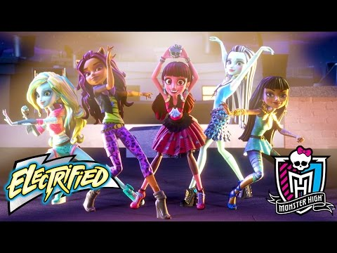 Welcoming Committee | Electrified | Monster High