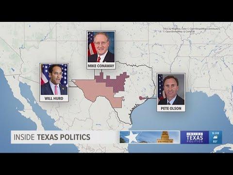 Inside Texas Politics: Why are Texas Republicans leaving Congress?